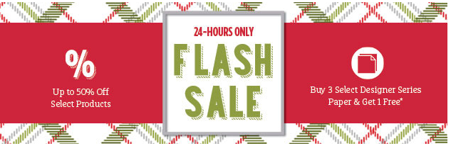 Online Flash Sale 24 hours