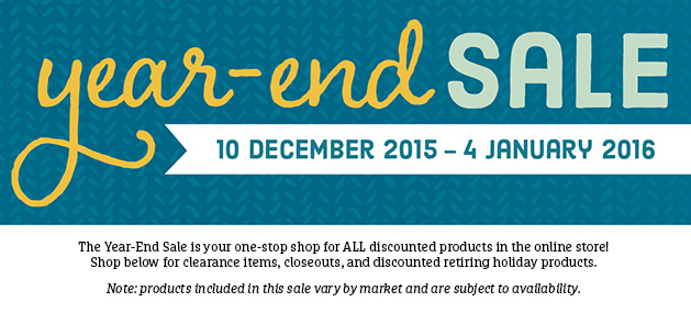 Year end Sale Banner 2015
