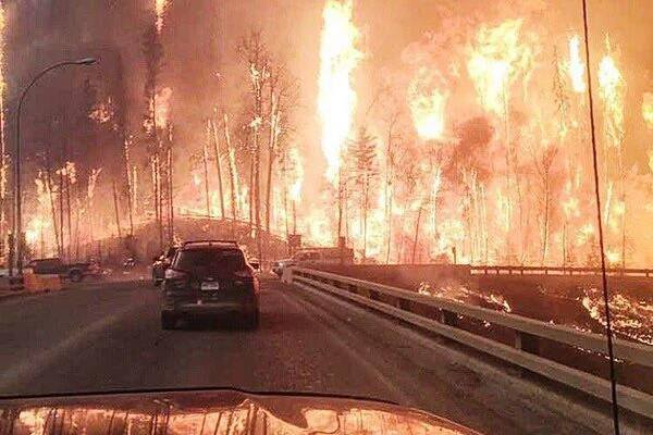 Fort Mac fires