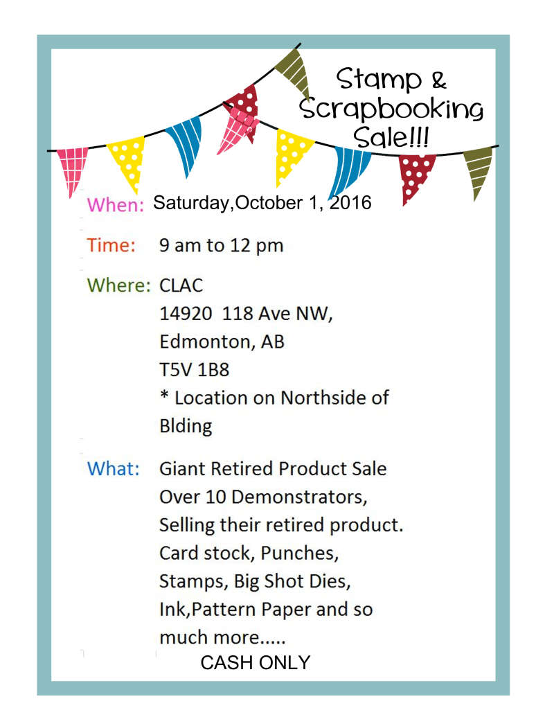 Stamp & scrapbooking Sale-October_2-002